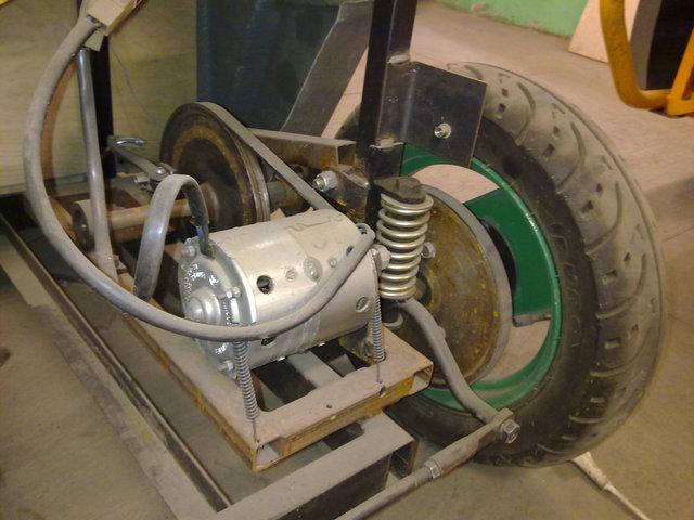 самодельный лодочный электромотор-вентилятор